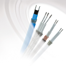 FLEXTRACE auto-regulating heating cables