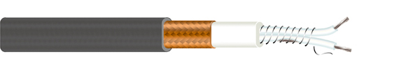 FTX – heating cable with a constant output for installation into pipelines