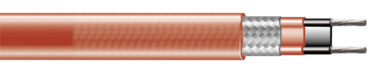 FSG – auto-regulating heating cables for low temperatures, for industrial, construction even domestic application